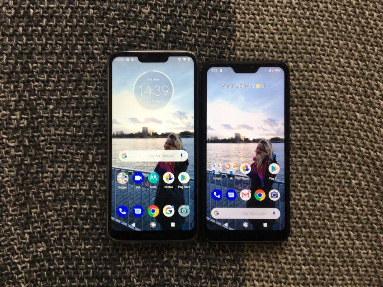 vergelijking smartphones