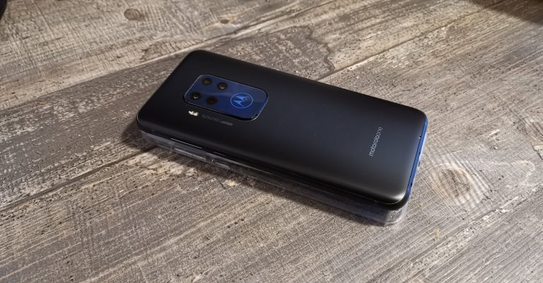 Motorola One Zoom camerasetup